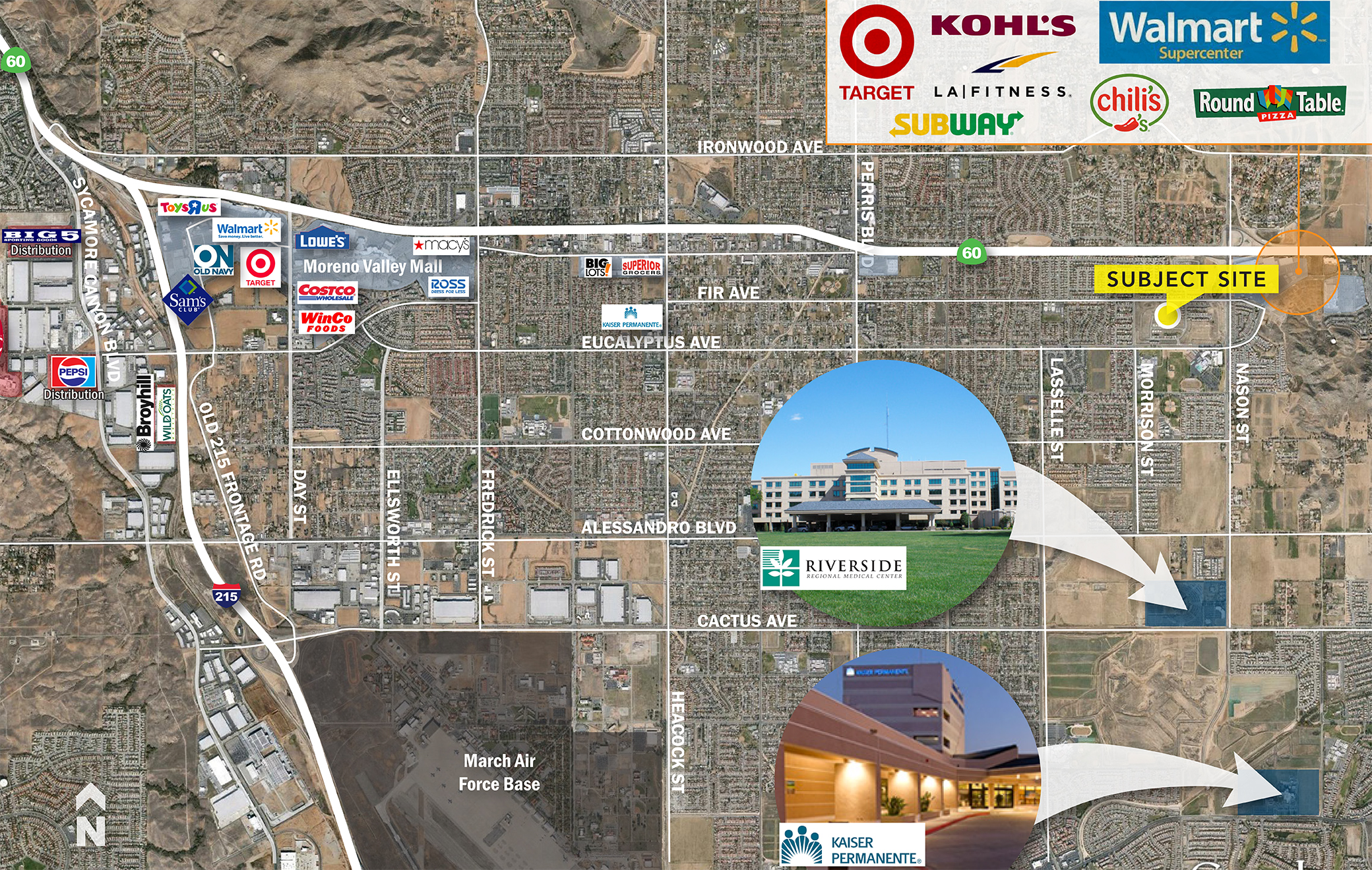 10 Acres Expired Map For 32 Lots City Of Moreno Valley Ca