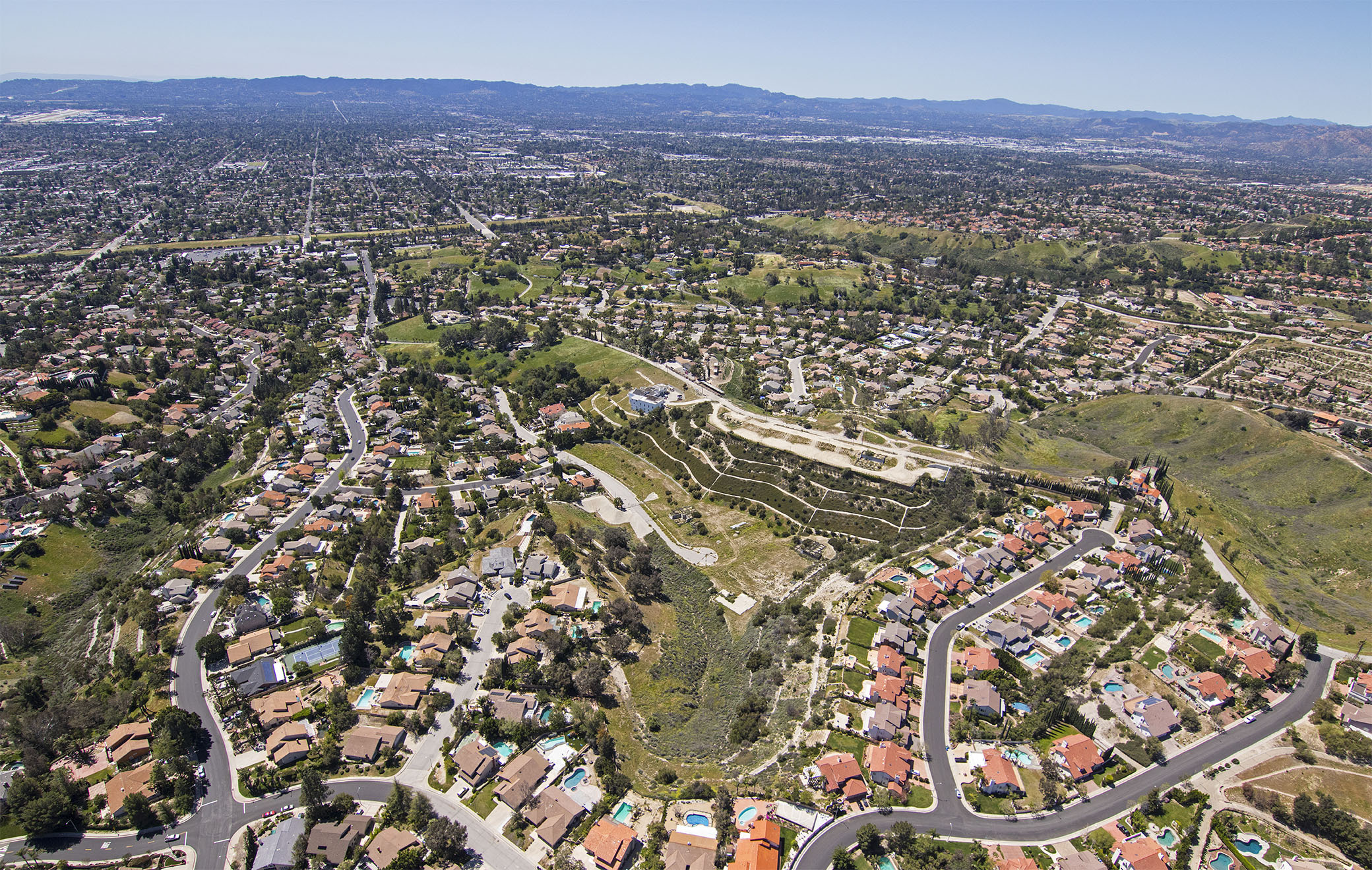Highwater Estates | 20 Finished Lots Granada Hills | Los Angeles County, CA  |