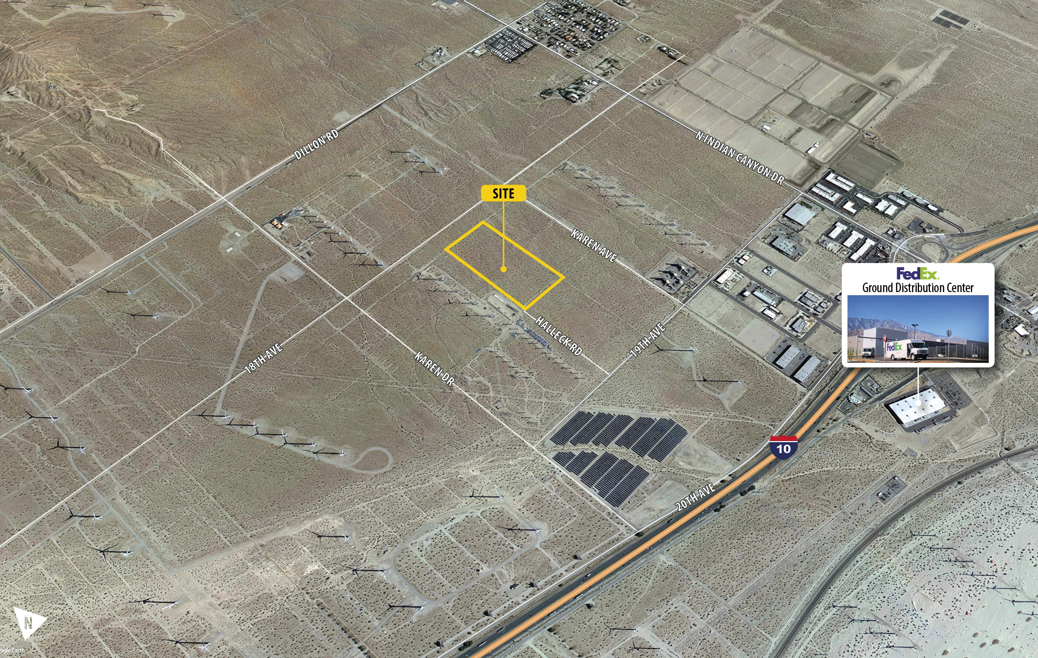 20 Acres – Palm Springs