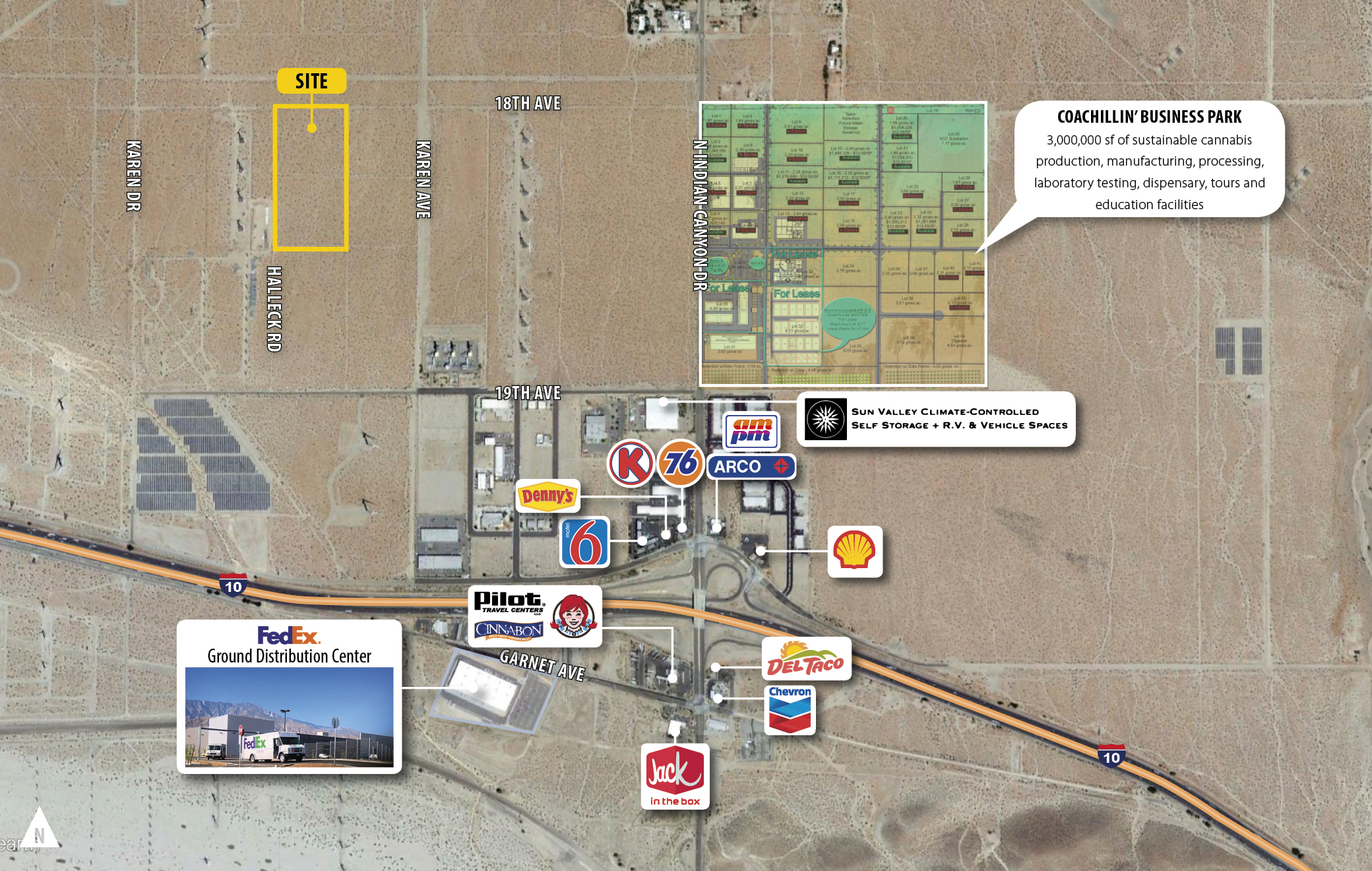 20 Acres – Palm Springs5